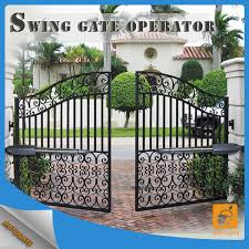 Electric Gate Opener Autogate Swing Arms Door Operator For Swing Gate Buy Swing Gate Swing Door Operator Electric Gate Opener Product On Alibaba Com