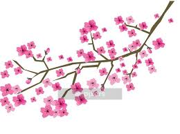 Plum Blossom Branch Wall Decal Pixers We Live To Change