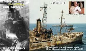 When Israel Attacked USS Liberty - Al Bilad English Daily