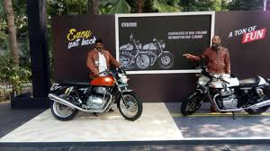 royal enfield launches the all new