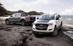 ford ranger fx4 returns in australia