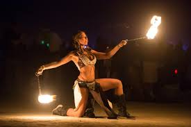 Fire dancer,fire,artists,artistic,woman - free image from needpix.com