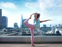 7 best rooftop yoga cles in london
