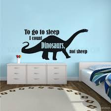 Dinosaur Wall Decal Kids Boys Room Decor Removable Dinosaur Design Wall Sticker Quote Wall Poster Dinosaur Lover Murals Wall Decor Stickers For Bedroom Wall Decor Stickers For Kids From Joystickers 10 76 Dhgate Com