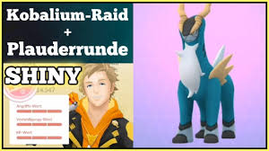 Kobalium raid | Pokemon Go Cobalion Raid Guide, Best Counters ...
