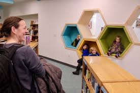 Children S Room Liverpool Public Library