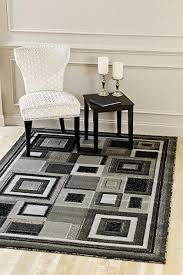 persian area rugs 8x10 3285 gray black