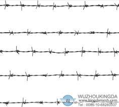 Barb Wire Fencing Barb Wire Fencing Supplier Wuzhou Kingda Wire Cloth Co Ltd
