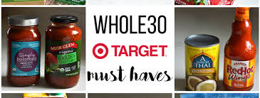 whole30 target must haves little bits