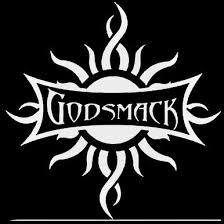 Godsmack Sunburst Decal Sticker