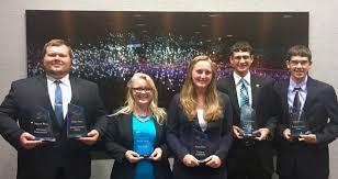 Four Students Honored at Phi Beta Lambda National Leadership ...