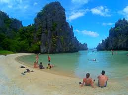 coron to el nido by fast ferry