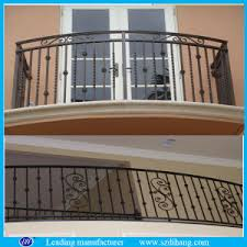 China Top Sale Iron Balcony Railing Designs Cast Iron Balcony Railing China Iron Balustrade Cast Iron Balcony Railing