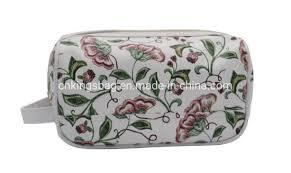 imitation leather flower pattern pvc