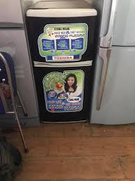 Bán tủ lạnh Toshiba 120lit tủ quạt gió... - Tủ lạnh cũ Hà Nội