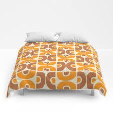 groovy mid century modern pattern