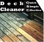 Choose Our Wood Fence And Deck Cleaners To Get Rid Of Stains