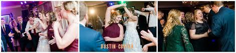 country club wedding dustin corynn