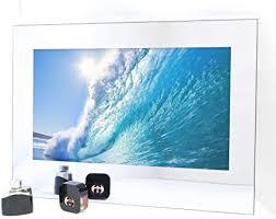 com mirror tv waterproof tv for