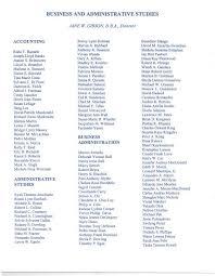 1997 Commencement - Undergraduate Programs