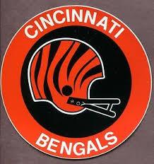 Cincinnati Bengals 3 5 Inch Color Sticker Decal Auto Car Window New Ebay