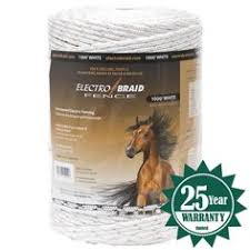 20 Electrobraid Products Ideas Horse Fencing Electric Fence Fencing Supplies