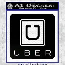 Uber Decal Sticker Sq A1 Decals