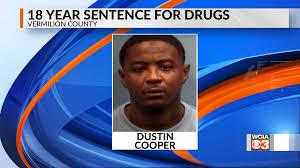 Drug sentence is 18-years | WCIA.com