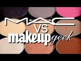 mac vs makeup geek eyeshadow smackdown