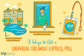 universal express p in orlando
