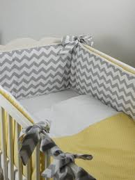 crib bedding set chevrons baby per