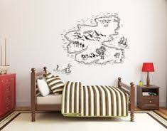 10 Treasure Map Wall Decal Ideas In 2020 Map Wall Decal Treasure Maps Pirate Wall Decor