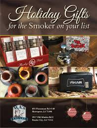 holiday gifts for the smoker on your