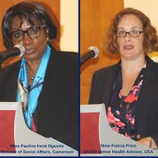 """The USAID-funded """"Key Interventions to... - U.S. Embassy Yaounde 