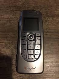 Nokia 9300 Unteres Rückgehäuse grau for ...