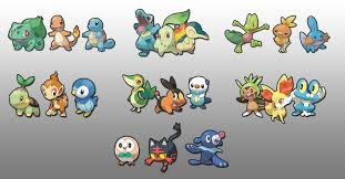 Pokémon Sun and Moon Starters Revealed. Releases November 18th ...