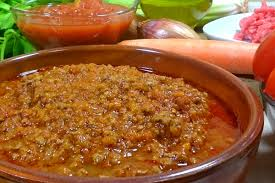 bolognese sauce recipe the real
