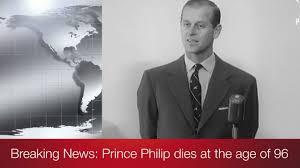Prince Philip, Duke of Edinburgh, dies ...