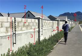 Is This Electric Fence Legal And Compliant Sans10400 Building Regulations South Africa
