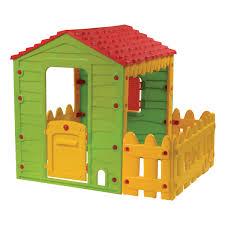 Farm Playhouse With A Fence Bot 1170 Buddy Toys