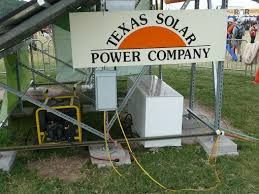 how to build a solar power generator