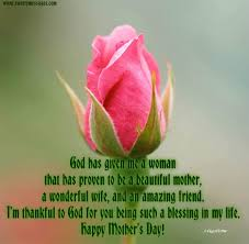 MOTHER'S DAY MESSAGES - Beautiful Messages