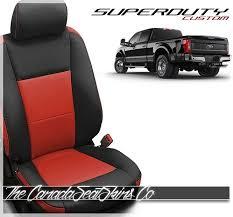 2020 ford f250 f350 custom leather