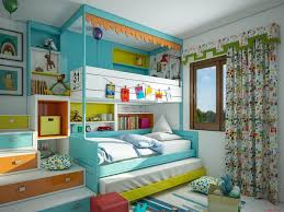 Super Colorful Bedroom Ideas For Kids And Teens