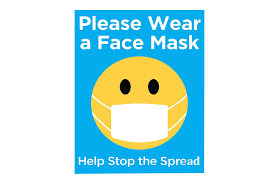 Face Mask Required Signs for Businesses, Restaurants and Offices –  Medinatheatre News