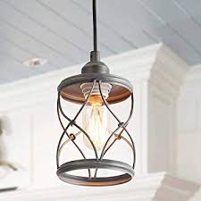 laluz industrial mini pendant lighting