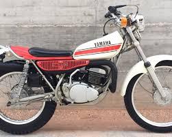 yamaha 2 stroke motorcycles and parts