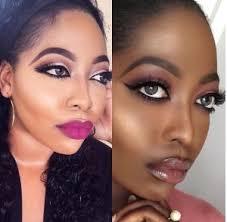 nigerian makeup artist advise against