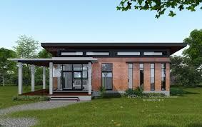 modern two bedroom house design