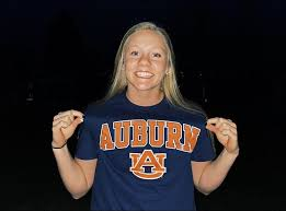 Auburn University Receives Commitment from Jenna Smith for 2021-22